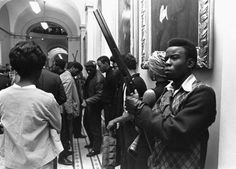 OAKLAND, Calif. (AP) — The Black Panthers emerged from this gritty Northern California city 50 years ago, declaring to a nation in turmoil a new party dedicated to defending African-Americans against police brutality and protecting the right of a downtrodden people to determine their own future.