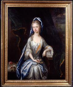 Portrait of a Lady, James Francis Maubert