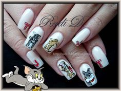 Tom/Jerry Nails