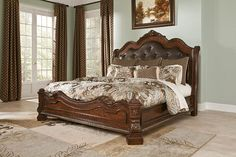 Cozy and Enjoyable in Ashley Furniture Queen Bedroom Sets