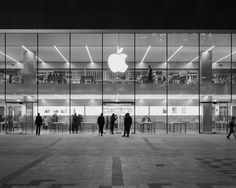 Apple Store Front #applestorearchitectureretail Pinned by www.modlar.com