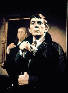 Barnabas and Dark Shadows - I rushed home every day from school so I could watch this show!