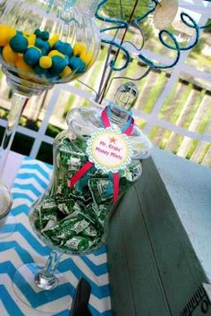 Mr. Krabs' Money Mints - Spongebob Pineapple Under the Sea party