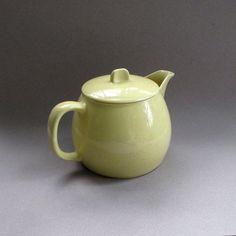 Arabia of Finland Yellow Kilta Teapot Kaj Franck Design Vintage Blue China, Finland, Vintage Items, Yellow, Teapots, Etsy, Cups, Ceramics, Design