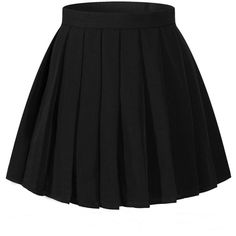 Beautifulfashionlife women's Japan high waisted Pleated Cosplay... (€13) ❤ liked on Polyvore featuring skirts, bottoms, cosplay halloween costumes, womens halloween costumes, womens costumes, cosplay costumes and ladies costumes