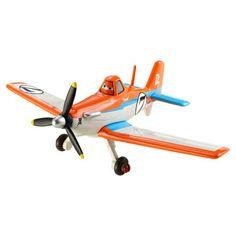 "Disney Planes Racing Dusty Crophopper Diecast Aircraft - Mattel - Toys""R""Us Disney Cars, Disney Films, Disney Pixar, Disney Planes Characters, Planes Movie, Toys R Us, Kids Toys, Dickie Toys, Mattel Shop"