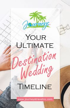 How to plan a #destinationwedding. #destinationweddingtimeline #weddingplanning Winter Wedding Destinations, Destination Wedding Locations, Romantic Wedding Inspiration, Wedding Ideas, Wedding Decorations, Wedding Gifts For Guests, Wedding Timeline, Space Wedding, Wedding Honeymoons