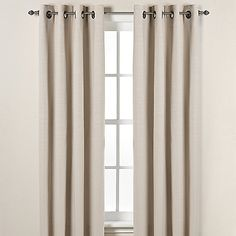Curtain Panels Curtains And Leaves On Pinterest