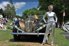 1939 Rolls-Royce Phantom III Image