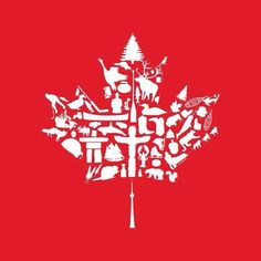 Canada Day logo from Canadian Tourism Commission,