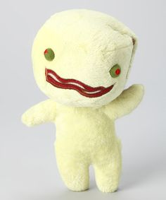 Another great find on #zulily! Stinky Cheese Man Plush Toy #zulilyfinds