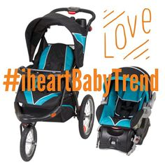 The Baby Trend Expedition Waterfall ELX Travel System in Waterfall includes an adjustable back infant car seat with an EZ Flex-Loc base. The Jogging Stroller features large bicycle tires and a swivel wheel that can be unlocked for low speed maneuvering or locked into place for jogging. Only available in Canada.