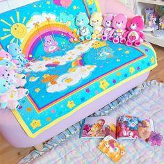 Cute Vintage Toys: Kawaii Pastel Fairy Kei