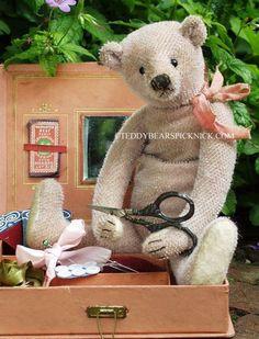 Die aus dem Koffer Teddy