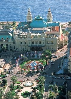 Monte Carlo, Monaco, French Riviera~ 2 wks & the hubby & I will be there !