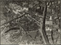 vintage everyday: Boston 90 Years Ago – 49 Amazing Aerial Pictures Show the Face of Massachusetts in the 1920s