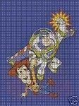 Buzz & Woody Crochet Pattern