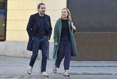 Marta Ortega y Carlos Torretta Marta Ortega, Zara, Sport Chic, Normcore, Street Style, Style Inspiration, Stylish, People, Outfits