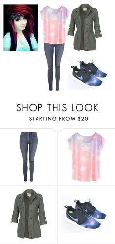 """I do really love you guys sòooooooo much ❤❤❤❤❤❤❤"" by bubble-loves-you ❤ liked on Polyvore featuring Topshop, Fat Face and NIKE"