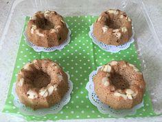 Mini roscas de avena y manzana 🍎🍎