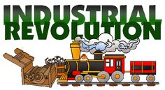 Industrial Revolution Illustration