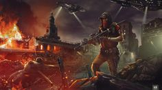 Homefront: The Revolution Contest Semi-Finalists by GO on DeviantArt