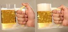 Jarra cerveza que hace espuma c/c @Deiviu Romero