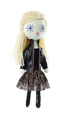 Laloushka idzie do Klubu Harajuku, Clock, Dolls, Birthday Ideas, Anime, How To Make, Handmade, Characters, Art