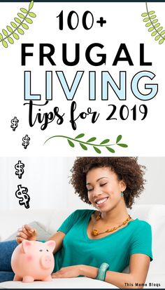 Want to live a frugal life and save more money? Check out this ultimate guide to frugal living! This list contains frugal living tips to help you save thousands per year! Money Saving Challenge, Money Saving Tips, Money Tips, Money Budget, Managing Money, Savings Challenge, Cash Money, Savings Plan, Frugal Living Tips