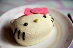 Hello Kitty mochiice-cream