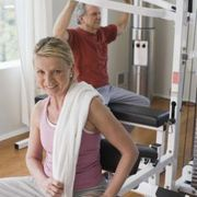 How to Build Muscle After 60 | eHow