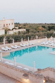The Borgo Egnazia Is What Would Happen If an Entire Italian Village Became a Luxury Resort #purewow #italy #international #travel #vacation