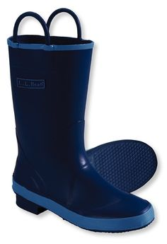 Kids' Puddle Stompers Rain Boots from L.L.Bean on Catalog Spree