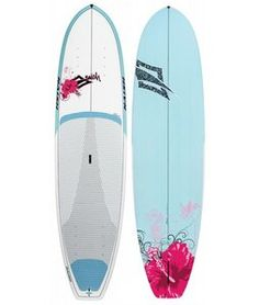 """Naish Alana AST SUP Paddleboard 10' 10""""    Ideal for women paddlers, regardless of skill level, in both flatwater and waves. First time paddlers will love its confidence-building stability, while those with experience will appreciate its speed and easy turning."""