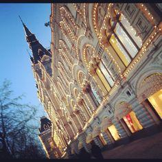 Moscow shoppingmall
