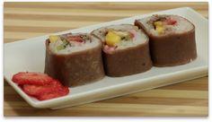 Sweet Sushi Futomaki