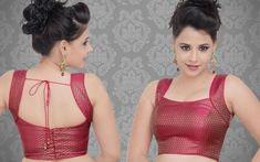 Latest Saree Blouse Designs 2014 H