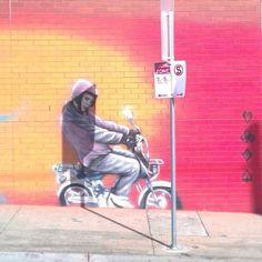 Off High Street, Northcote, Melbourne. Photographer: Tim.