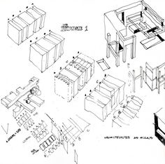 Gallery of Eisenman's Evolution: Architecture, Syntax, and New Subjectivity - 7