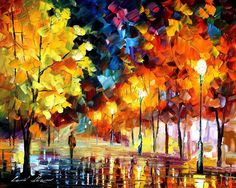 Raw Emotions Palette Knife Oil Painting On Canvas By Leonid Afremov Painting Gallery, Oil Painting On Canvas, Landscape Pictures, Landscape Paintings, Landscapes, Palette Knife Painting, Art Pictures, Art Pics, Painting Inspiration