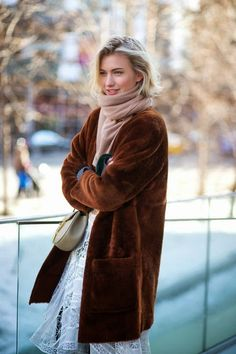 Best Street Style of NYFW AW 2015 (so far) | Fitzroy Boutique