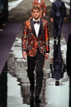 Louis Vuitton Men's A/W '13 neo dandy