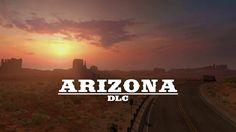American Truck Simulator  Arizona trailer