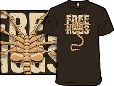 I just bought this shirt :D FREE HUGS FOR EVERYONE!! :D