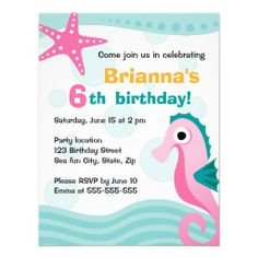 >>>Best          	Cute and fun seahorse under the sea birthday custom invites           	Cute and fun seahorse under the sea birthday custom invites We have the best promotion for you and if you are interested in the related item or need more information reviews from the x customer who are own o...Cleck Hot Deals >>> http://www.zazzle.com/cute_and_fun_seahorse_under_the_sea_birthday_invitation-161637342545853944?rf=238627982471231924&zbar=1&tc=terrest
