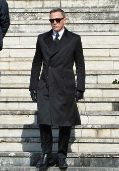 james bond style spectre - Google Search