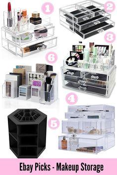 Ebay Picks – Makeup Storage