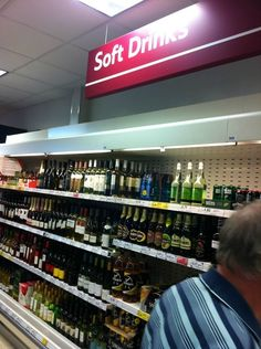 This selection of refreshing soft drinks. | 42 Things To Make All Scots Proud