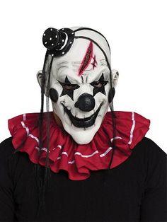 Horror Zombie Clown Mask