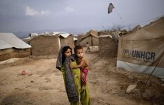 Pakistan's fight against the Taliban and al-Qaeda pushes refugees from Khyber region:Earlier this month, Associated Press photographer Muhammed Muheisen documented the plight of Pakistani refugees from the Khyber region at a camp near Peshawar, Pakistan. Here are some of his images.